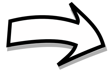 Arrow comic right gray - /signs_symbol/arrows/arrow_comic/Arrow_comic ...