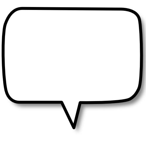 callout rounded rectangle center   signs symbol  speech clip art speech bubbles png clip art speech bubbles png