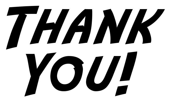 thank you note excited  signs symbol  words  thank you