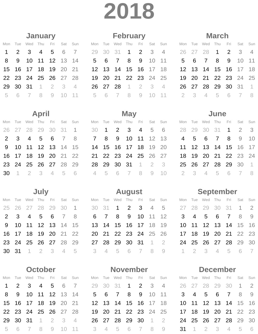 Calendar Year Us Soccer : Yearly calendar kalender hd