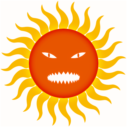 angry sun   weather  sun  sun face  angry sun png html angry face clip art black and white angry face clip art drawing