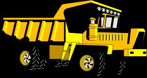 dump truck clipart - /working/vehicles/dump_truck/dump ...