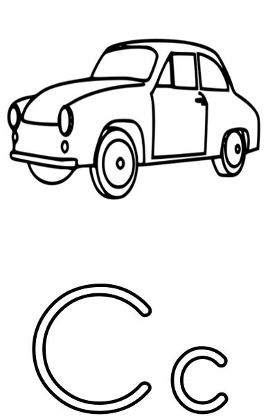 C Is For Car EducationalphabetCisforCarpnghtml - C car