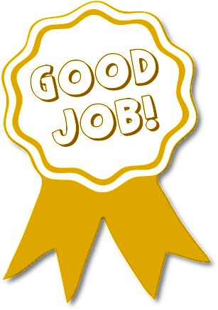 good job gold ribbon education awards good job gold ribbon png html