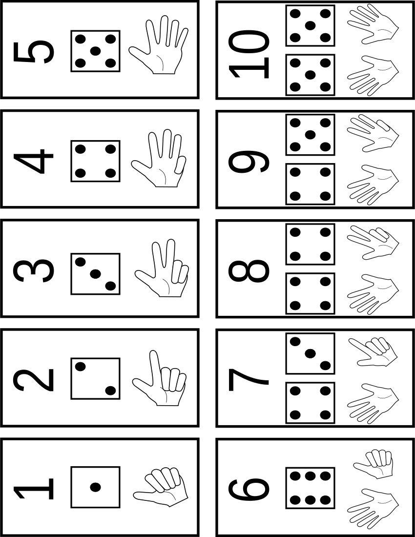 learn to count - /education/classwork/counting ...