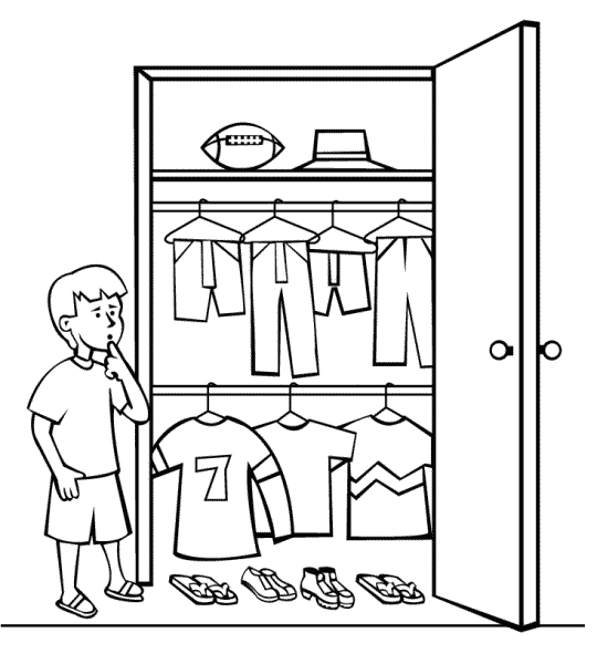 free coloring pages clothes | closet clothes decide - /education/coloring_pages/closet ...