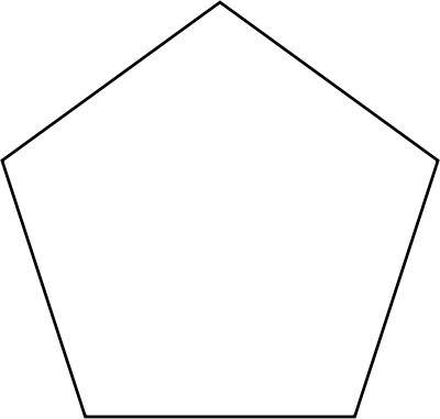 pentagon 5 sides education geometry pentagon 5 sides png html