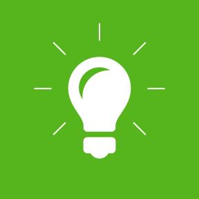 Idea Icon Green