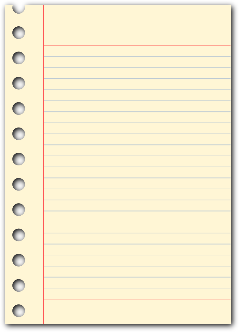 Notepad Page Educationsuppliespapernotepadpagepnghtml