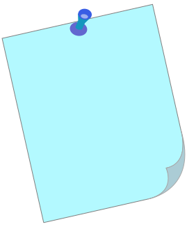 post up note blue - /education/supplies/paper/pin_up_notes/post_up ...