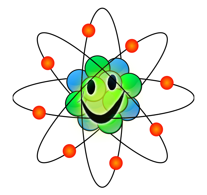 nuclear atom multicolor happy   energy  nuclear  pro nuclear  nuclear atom multicolor happy png html atom clip art png atm clip art in public domain