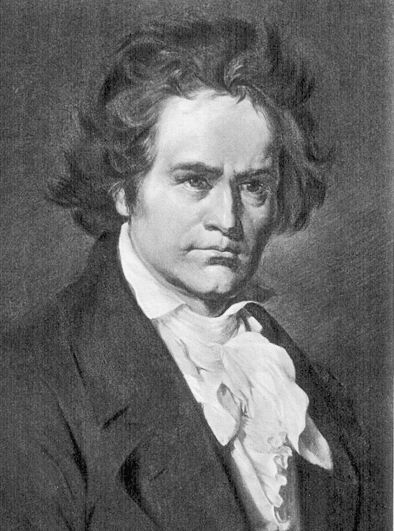 Famous Beethoven Painting