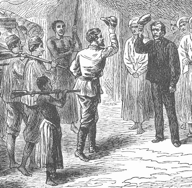 High Quality Doctor Livingstone I Presume In Doctor Livingstone I Presume