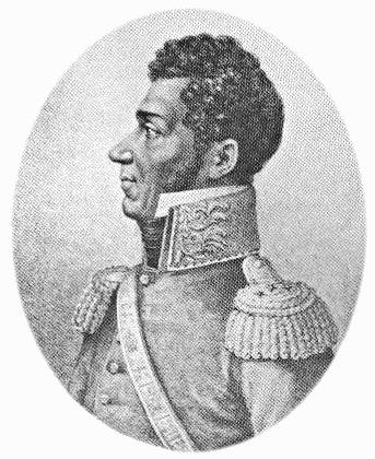 Jean-Pierre Boyer BW - /famous/political/Haiti/Jean ...