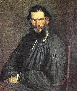 Leo Tolstoy 1873