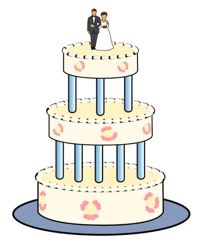 Wedding Cake Food Desserts Snacks Cake Wedding Cake Png Html