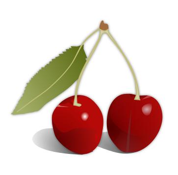 cherries 2   food  fruit  cherry  cherry 2  cherries 2 png html cherry clipart borders cherry clip art images