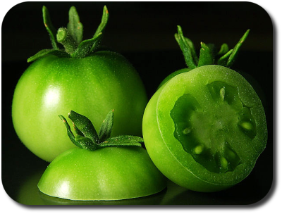 tomatoes green