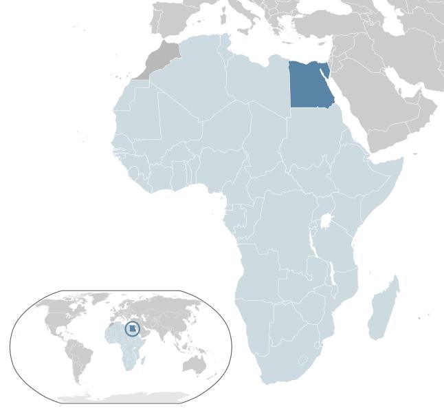 Egypt Location Map GeographyCountryMapsEEgypt - Egypt location