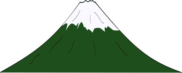 Snow Mountain Clipart | www.pixshark.com - Images ...