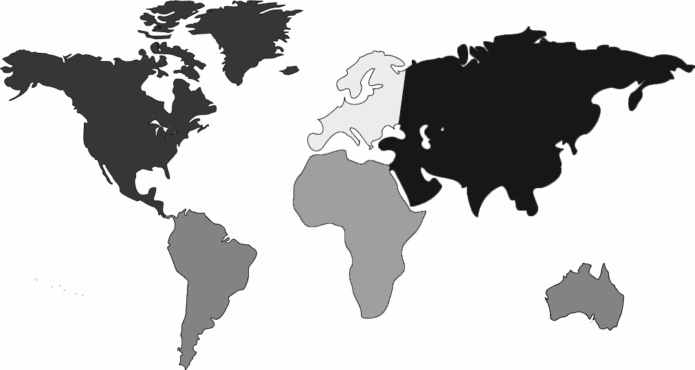 World map color continents geographyworldmaps world map color continents geographyworldmapsworldmapcolorcontinentsgml gumiabroncs Gallery