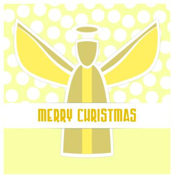 happy holidays label angel   holiday  christmas  christmas holiday clipart free holiday clipart pages