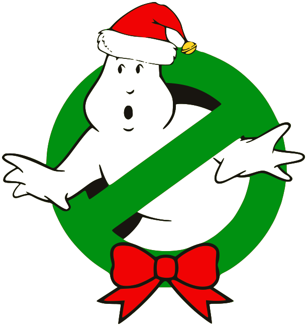 Christmas Ghost Buster Holiday Christmas Assorted