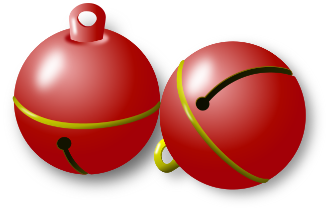 jingle bells red   holiday  christmas  bells  jingle bells jingle bell clipart black and white jingle bell beach clipart