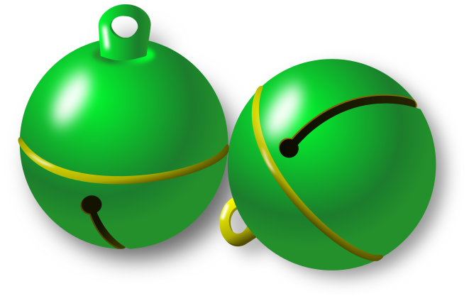 jingle bells green - /holiday/Christmas/bells/jingle_bells ...