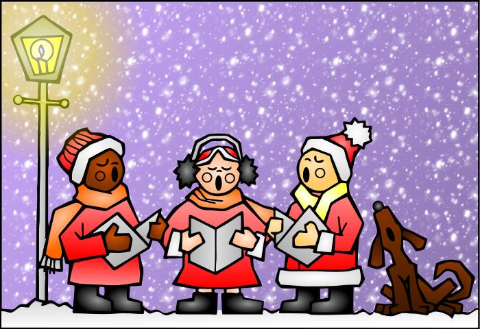 christmas carollers holidaychristmascarolers christmas_carollerspnghtml - Christmas Carollers