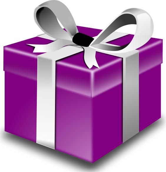 gift box purple - /holiday/Christmas/gifts/gift_boxes ...