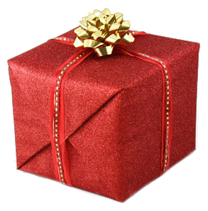 red Christmas gift - /holiday/Christmas/gifts/gift_boxes ...