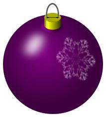 christmas bulb purple snowflake holidaychristmasornaments tree_ornamentsornaments_3christmas_bulb_purple_snowflakepnghtml
