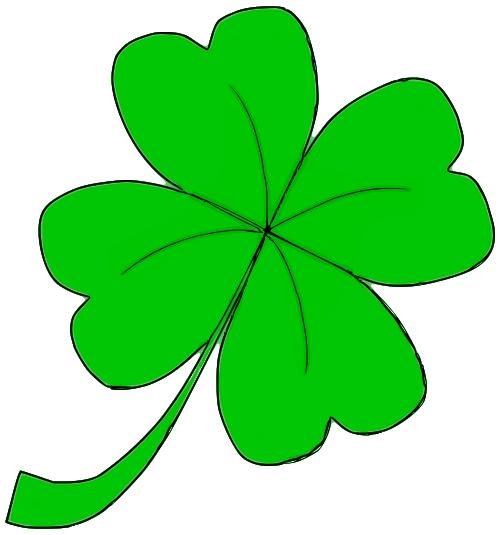 four leaf clover 03 holiday saint patricks day clover