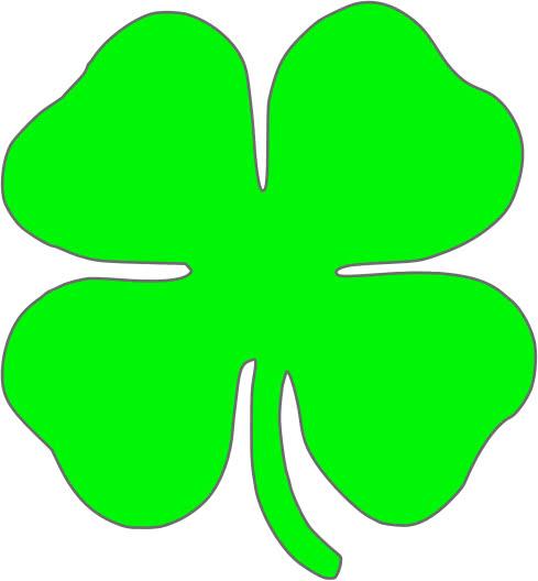 Four Leaf Clover 09 - /holiday/Saint_Patricks_Day/clover/Four_Leaf ...