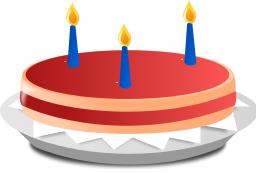 Birthday Cake 3 Candles Holiday Birthday Cake Birthday Cake 2
