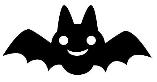 bat happy - /holiday/halloween/bat/more_bats/bat_happy.png.html