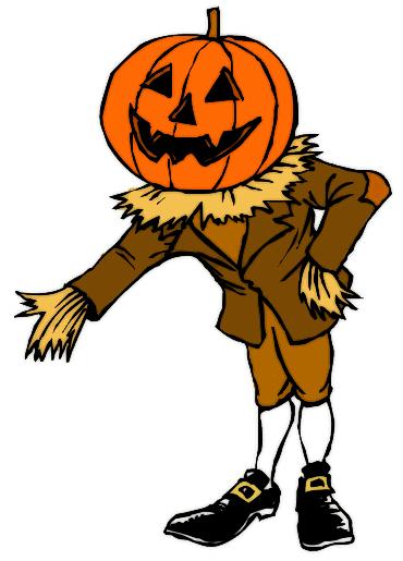 straw man pumpkin head   holiday  halloween  costumes  more Halloween Moon Clip Art Free Halloween Clip Art Free Printable