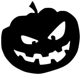 pumpkin face bw   holiday  halloween  pumpkin  pumpkins 3 halloween pumpkin clip art free printable halloween pumpkin clip art free