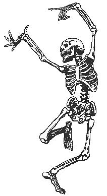skeleton dancing holidayhalloweenskeletonskeleton_dancingpnghtml - Halloween Skeleton