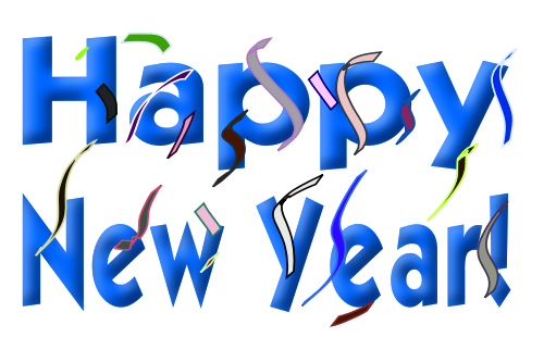Happy New Year words - /holiday/new_year/happy_new_year ...