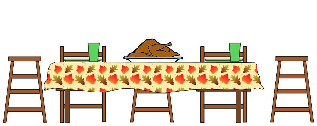 turkey dinner table - /holiday/thanksgiving/turkey_3 ...