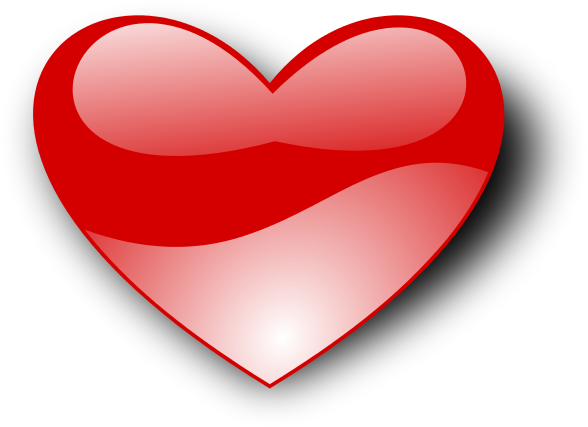 Heart Super Glossy Holidayvalentinesvalentinehearts