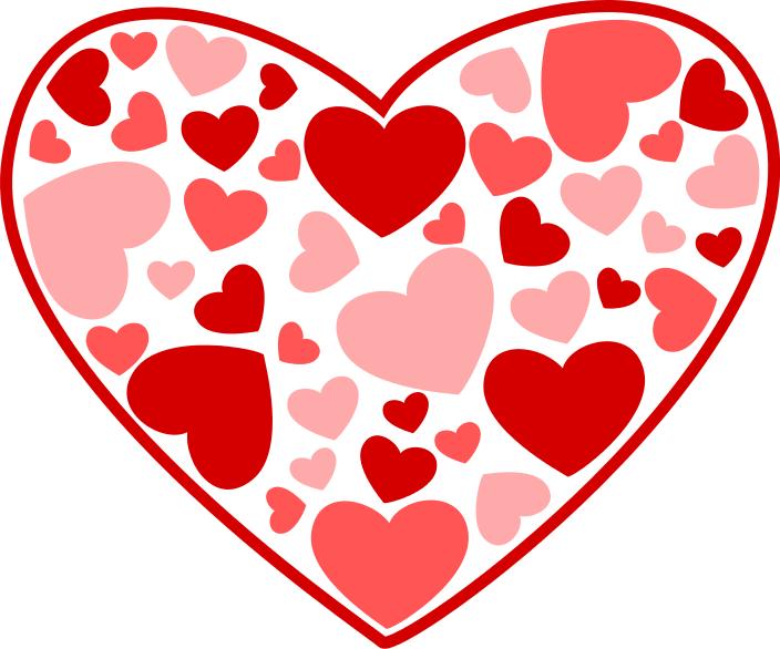 hearts in heart - /holiday/valentines/valentine_hearts/many_hearts ...