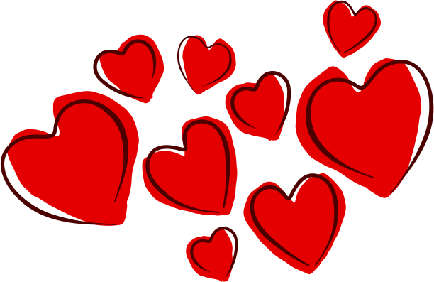 Image result for valentines hearts