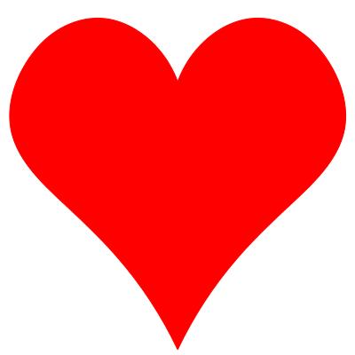 Valentine Heart Pointy Holiday Valentines Valentine