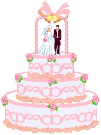 Pink Wedding Cake Holiday Wedding Wedding Cake Pink Wedding Cake