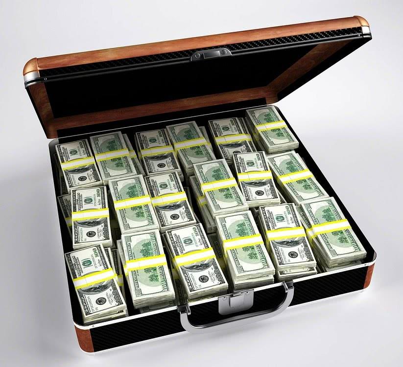Cash Wedding Gift 003 - Cash Wedding Gift
