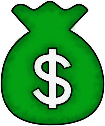 Money Sack Clipart