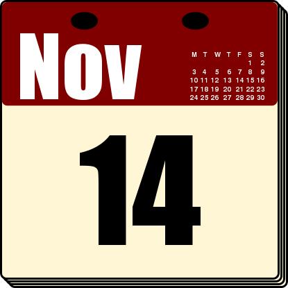Calendar Note Page Office Calendar Calendar Note Page